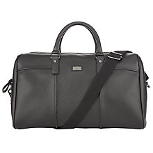 Buy Ted Baker Loyell Pebble Grain Holdall Online at johnlewis.com