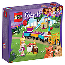 Buy LEGO Friends Party Train Online at johnlewis.com