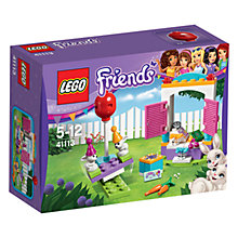 Buy LEGO Friends 41113 Party Gift Shop Online at johnlewis.com