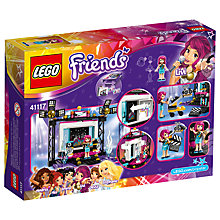 Buy LEGO Friends Pop Star TV Studio Online at johnlewis.com