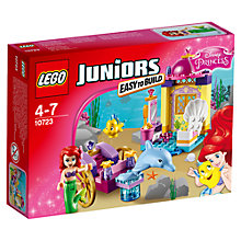 Buy LEGO Juniors Disney Princess Ariel's Carriage Online at johnlewis.com