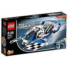 Buy LEGO Technic Hydroplane Racer Online at johnlewis.com