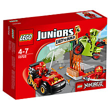 Buy LEGO Juniors Ninjago Snake Showdown Online at johnlewis.com