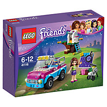 Buy LEGO Friends Olivia Exploration Car Online at johnlewis.com