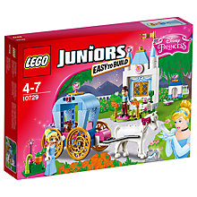 Buy LEGO Juniors Cinderella Carriage Online at johnlewis.com