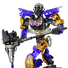 Buy LEGO Bionicles Onua Uniter of Earth Online at johnlewis.com