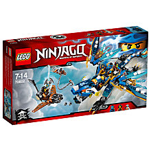 Buy LEGO Ninjago Jay's Elemental Dragon Online at johnlewis.com