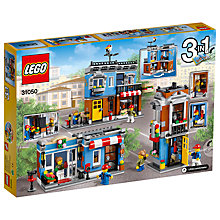 Buy LEGO Creator 3-in-1 Corner Deli Online at johnlewis.com