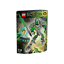 Buy LEGO Bionicle 71305 Lewa Uniter Of Jungle Online at johnlewis.com