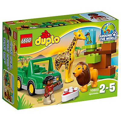 LEGO DUPLO Savanna