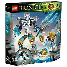 Buy LEGO Bionicles Kopaka And Melum Online at johnlewis.com