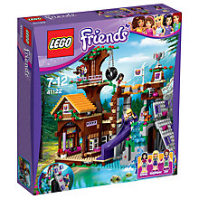 Buy LEGO Friends Adventure Camp Tree House Bundle with Free Activity Book Online at johnlewis.com