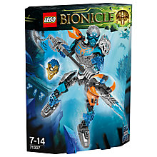 Buy LEGO Bionicle Gali Uniter Of Water Online at johnlewis.com