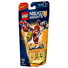 Buy LEGO Nexo Knights Ultimate Macy Online at johnlewis.com