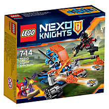Buy LEGO Nexo Knights 70310 Knight Battle Blaster Online at johnlewis.com