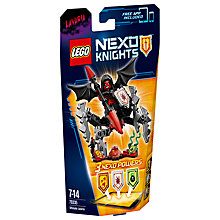 Buy LEGO Nexo Knights 70335 Ultimate Lavaria Online at johnlewis.com