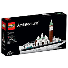 Buy LEGO Architecture 21026 Venice Online at johnlewis.com