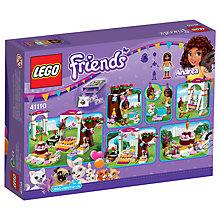 Buy LEGO Friends Andrea Birthday Party Online at johnlewis.com