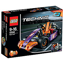 Buy LEGO Technic Race Kart Online at johnlewis.com
