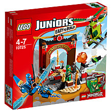 Buy LEGO Juniors Ninjago Lost Temple Online at johnlewis.com