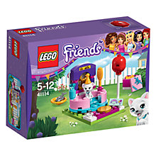 Buy LEGO Friends Party Styling Online at johnlewis.com