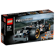 Buy LEGO Technic Getaway Racer Online at johnlewis.com