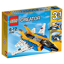 Buy LEGO Creator 31042 Super Soarer Online at johnlewis.com