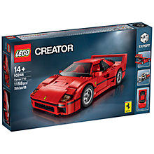 Buy LEGO Creator 10248 Ferrari F40 Online at johnlewis.com