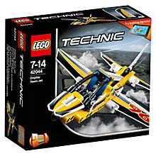 Buy LEGO Technic 42044 2-in-1 Display Team Jet Online at johnlewis.com