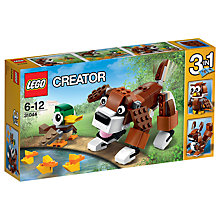 Buy LEGO Creator Park Animals Online at johnlewis.com