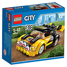 Buy LEGO City Rally Car Online at johnlewis.com