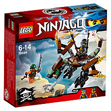 Buy LEGO Ninjago 70599 Cole's Dragon Online at johnlewis.com