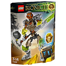 Buy LEGO Bionicle Pohatu Uniter of Stone Online at johnlewis.com