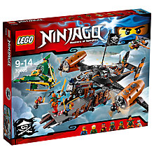 Buy LEGO Ninjago Misfortune's Keep Online at johnlewis.com