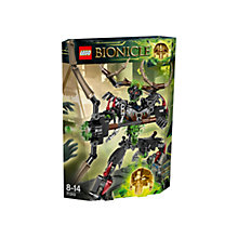 Buy LEGO Bionicle Umarak The Hunter Online at johnlewis.com