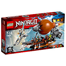Buy LEGO Ninjago Raid Zeppelin Online at johnlewis.com