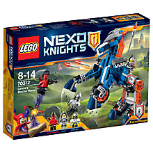 Buy LEGO Nexo Knights Lance's Mecha Horse Online at johnlewis.com