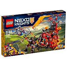 Buy LEGO Nexo Knights Jestro's Evil Mobile Online at johnlewis.com