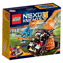 Buy LEGO Nexo Knights Chaos Catapult Online at johnlewis.com