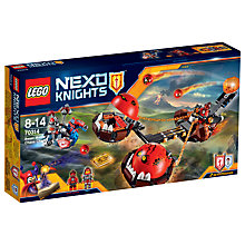 Buy LEGO Nexo Knights Masters Chaos Chariot Online at johnlewis.com