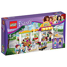 Buy LEGO Friends Heartlake Supermarket Bundle with Free Activity Book Online at johnlewis.com