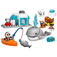 Buy LEGO DUPLO 10803 Arctic Online at johnlewis.com