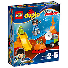Buy LEGO DUPLO Miles Space Adventures Online at johnlewis.com