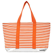 Buy Collection WEEKEND by John Lewis Stripe Tote Bag Online at johnlewis.com