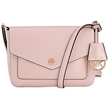 Buy MICHAEL Michael Kors Greenwich Small Across Body Bag Online at johnlewis.com