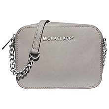 Buy MICHAEL Michael Kors Jet Set Travel Across Body Bag Online at johnlewis.com