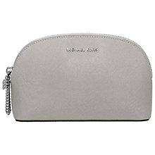 Buy MICHAEL Michael Kors Alex Large Leather Travel Pouch Online at johnlewis.com