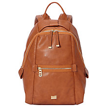 Buy Nica Matilda Backpack, Tan Online at johnlewis.com