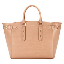 Buy Aspinal of London Marylebone Large Leather Tote Online at johnlewis.com