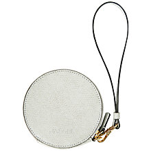 Buy Jaeger Leather Coin Purse Keyring Online at johnlewis.com